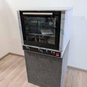 FORNO ELETTRICO A CONVEZIONE CON UMIDIFICATORE 4xGN2/3 - Usato Casagrande Cucine